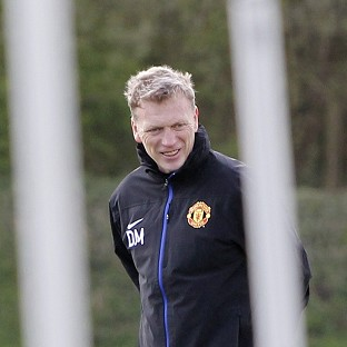 Manchester United Manager David Moyes, pictured, thinks Bayern's record against English teams will play on their mind