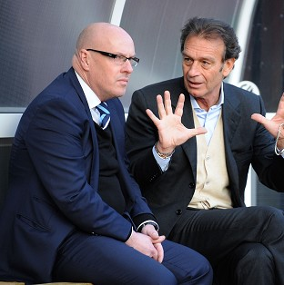 Cellino completes Leeds takeover
