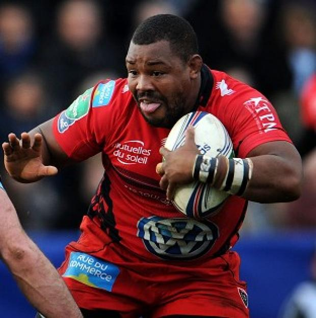 Burnley and Pendle Citizen: Steffon Armitage has been in outstanding form for Toulon