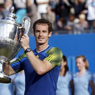 Andy Murray will focus on his search for a n