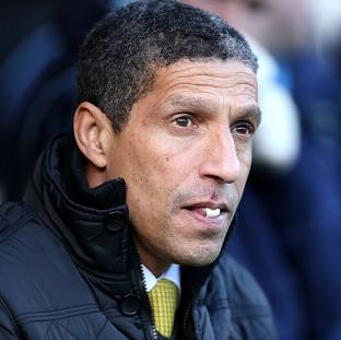 Burnley and Pendle Citizen: Chris Hughton was sacked by Norwich with five games of the season left
