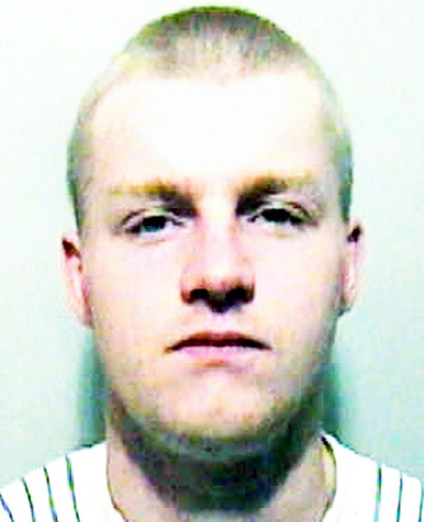 Burnley and Pendle Citizen: Kraig Mellor, who has started a five year jail term