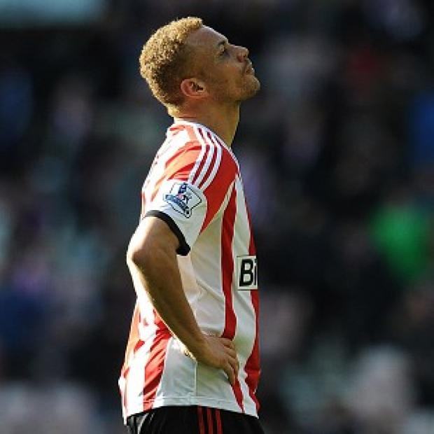 Burnley and Pendle Citizen: Sunderland's Wes Brown scored an own goal in his side's defeat to Everton