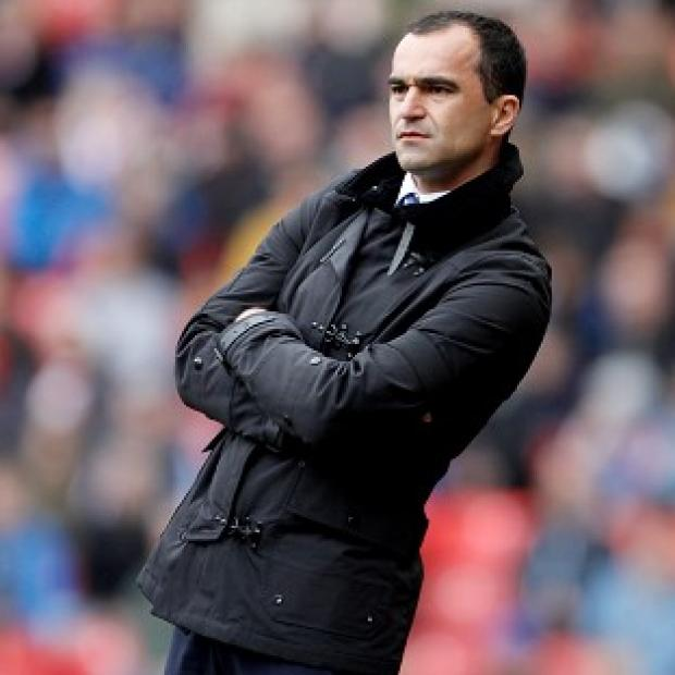 Burnley and Pendle Citizen: Roberto Martinez knows his side will need an unusually high points tally to finish in the top four