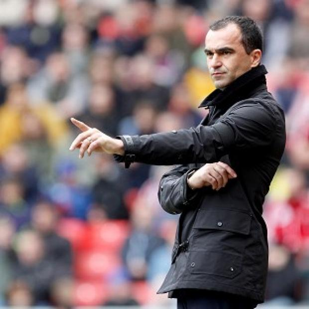 Burnley and Pendle Citizen: Roberto Martinez always thought his side were capable of finishing fourth