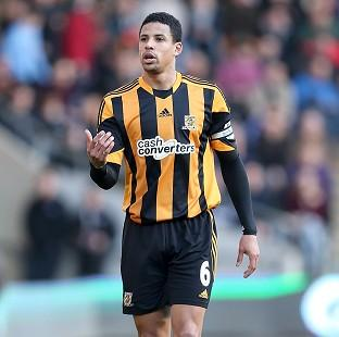 Curtis Davies spoke out at half-time in his side's FA Cup semi-final