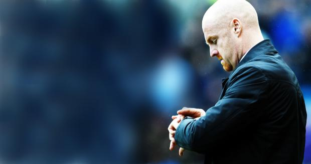 Clarets boss Dyche has cash available for January transfer window