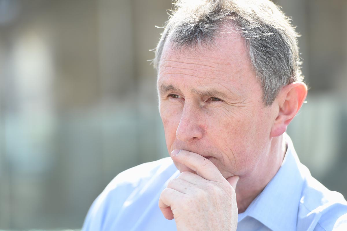 Mr Evans, who was acquitted of one count of rape, five sexual assaults, one attempted sexual assault and two indecent assaults in April, has previously labelled anonymity law 'unbalanced'.