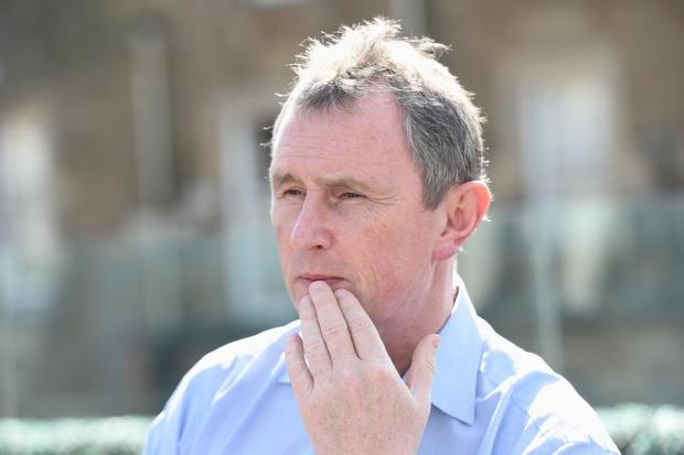 Burnley and Pendle Citizen: Nigel Evans