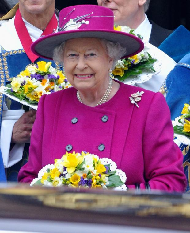 Burnley and Pendle Citizen: HRH Queen Elizabeth II visits Blackburn Cathedral for Maundy service