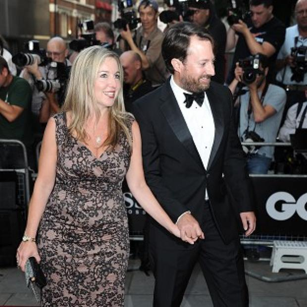 Burnley and Pendle Citizen: Victoria Coren Mitchell, pictured with her husband David, pulled off a major poker win