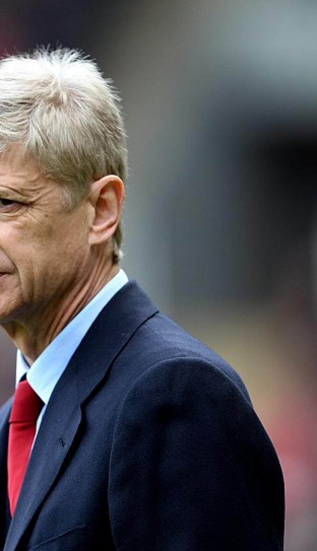Burnley and Pendle Citizen: Arsenal manager Arsene Wenger admits injuries have affected his team's Barclays Premier League title push