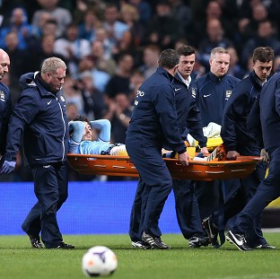David Silva's injury took the gloss off Manchester City's victory