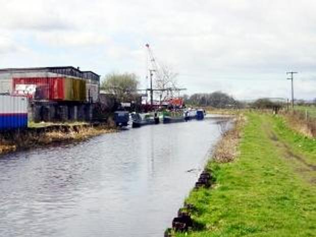 Burnley and Pendle Citizen: Homes can be built at this boatyard in Hapton