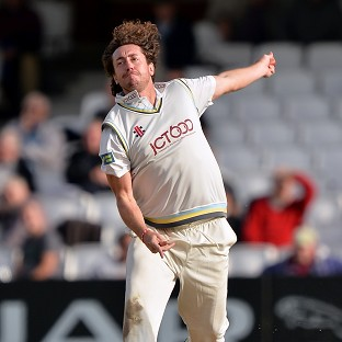 Ryan Sidebottom was among the wickets for Yorkshire