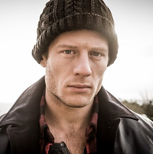 James Norton plays criminal mastermind Tommy Lee Royce in BBC's Happy Valley