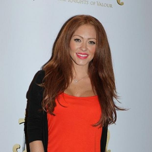 Burnley and Pendle Citizen: Natasha Hamilton has said she is excited about her new baby with Ritchie Neville