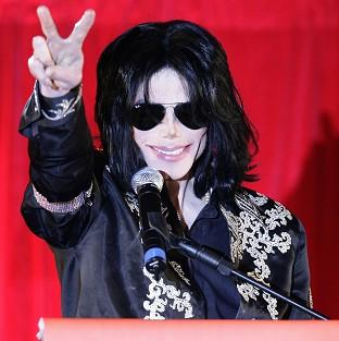 Michael Jackson announces plans for his last performances in London, shortly before his death