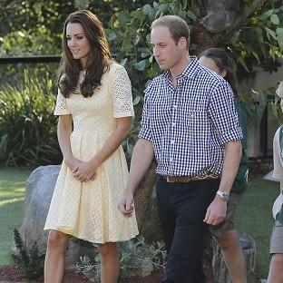Burnley and Pendle Citizen: William and Kate continue their tour of New Zealand and Australia (AP)
