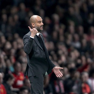 Pep Guardiola hailed Bayern Munich's performance despite his side losing to Real Madrid