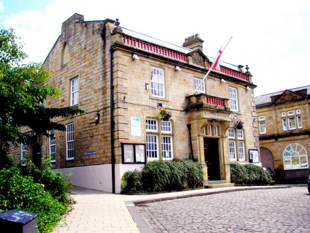 Burnley and Pendle Citizen: Brierfield Town Hall had faced closure