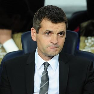 Tito Vilanova has died of throat cancer