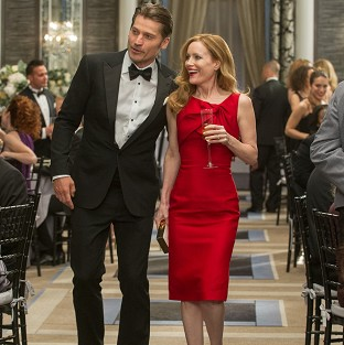 Leslie Mann says she couldn't wait to kiss Nikolaj Coster-Waldau in The Other Woman