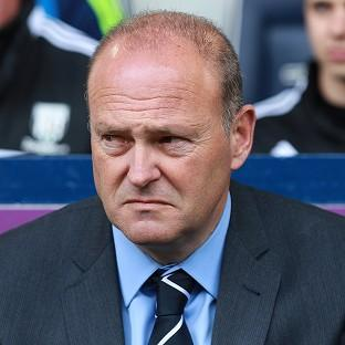 Pepe Mel feels West Brom are 'pretty much safe'