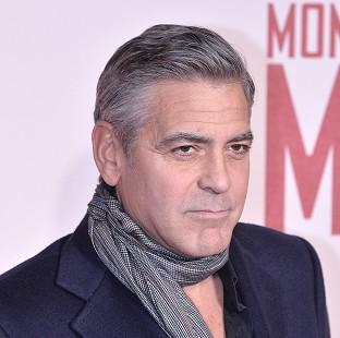 Hollywood star George Clooney is said to have proposed to his British girlfriend, the human rig
