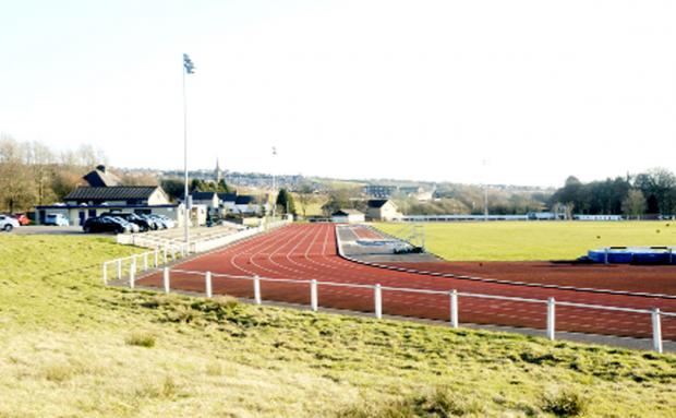 Burnley and Pendle Citizen: Seedhill track