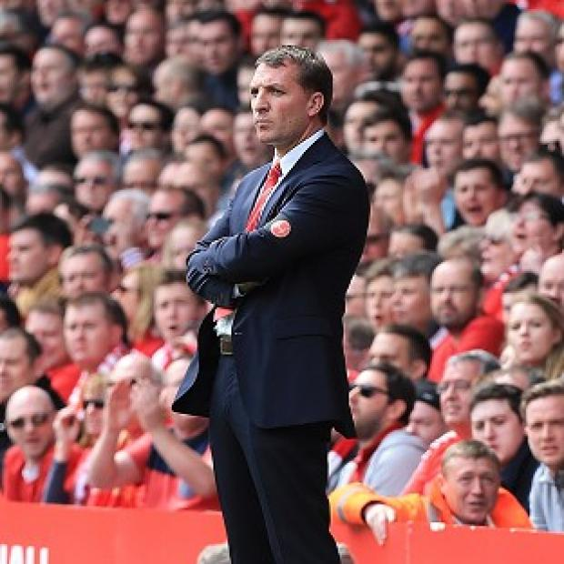 Burnley and Pendle Citizen: Liverpool manager Brendan Rodgers says his players will take the defeat on the chin