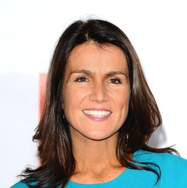 Burnley and Pendle Citizen: Susanna Reid is ITV's new breakfast show host