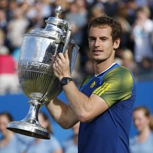 Burnley and Pendle Citizen: Andy Murray can expect to be among the top seeds at Wimbledon courtesy of his recent record on grass