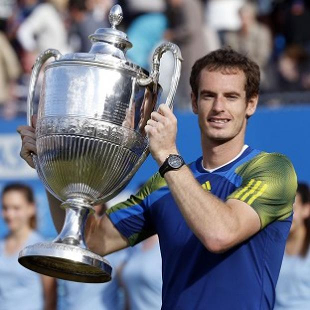 Burnley and Pendle Citizen: Andy Murray faces a tough test to retain his Aegon Championships crown