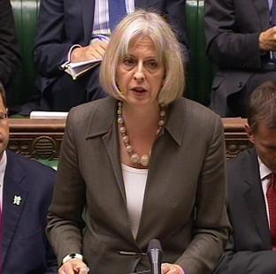 Burnley and Pendle Citizen: Home Secretary Theresa May is one of three female Cabinet members