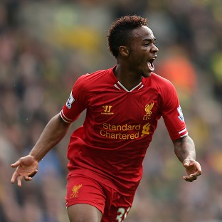 Liverpool's Raheem Sterling has enjoyed a fine campaign