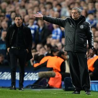 Jose Mourinho and Chelsea look set to finish th