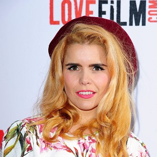 Paloma Faith apologised for giving her friends food poisoning