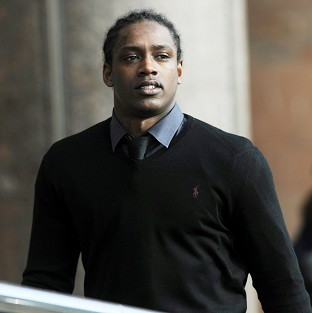 Nile Ranger is on bail awaiting trial charged with criminal damage