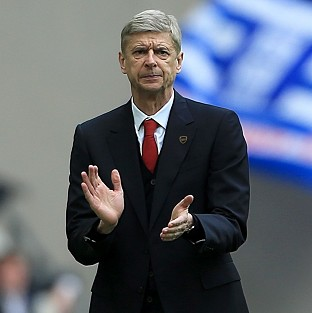 Arsene Wenger does not expect too much activity in the summer transfer market