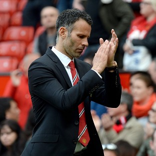 Ryan Giggs, pictured, would succeed if given the Manchester United manager's job permanently, according to Steve Bruce