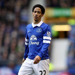 Steven Pienaar has been sidelined with a knee cartilage problem for the last two months