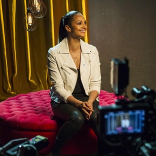 Alesha Dixon is supporting the new Dementia Friends campaign