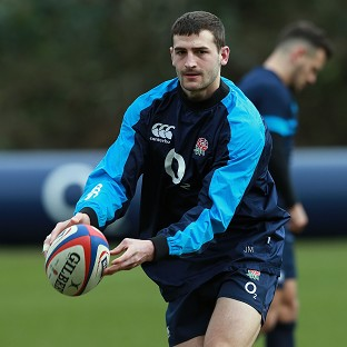 Jonny May hopes to impress for England in New Zealand