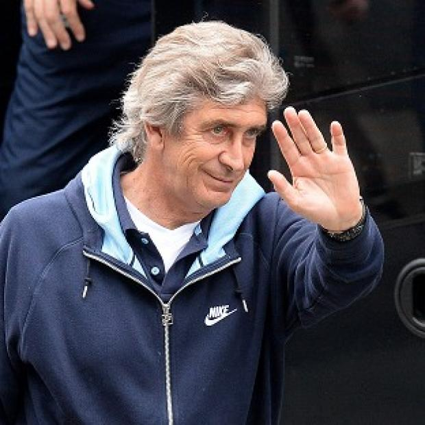 Burnley and Pendle Citizen: Manuel Pellegrini is in a relaxed mood ahead of Manchester City's clash with West Ham