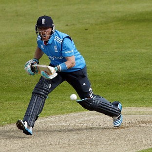 Ian Bell top-scored for England with 50