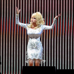 Dolly Parton has signed up to play at this year's Glastonbury Festival