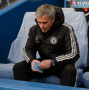 Jose Mourinho will present a report to the Chelsea hierarchy next week