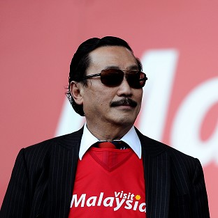 Vincent Tan compared himself to James Bond