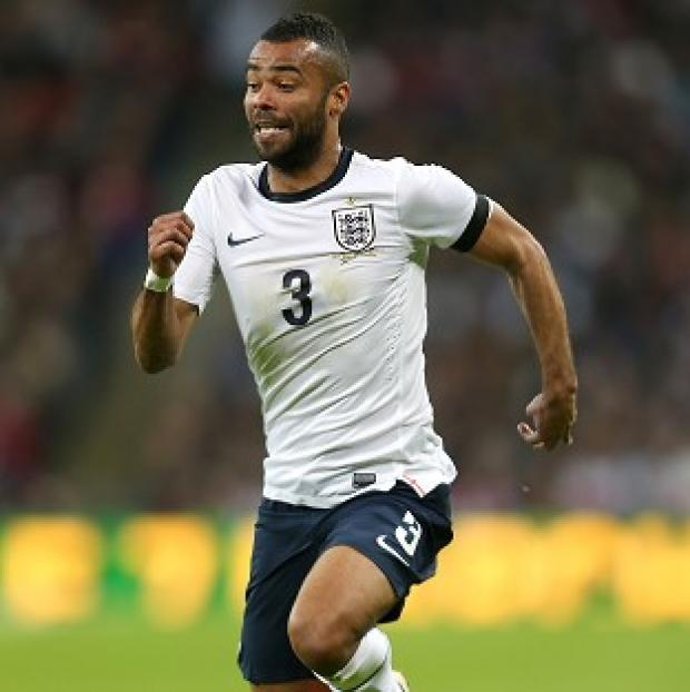 Burnley and Pendle Citizen: Ashley Cole is in danger of missing out on England's World Cup squad